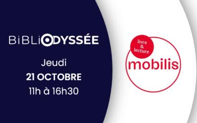 Mobilis – Journée dédiée à l'accessibilité du livre.