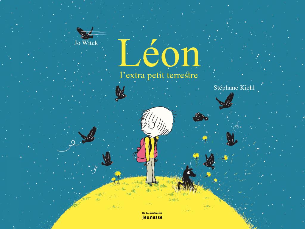 Léon l'extra-petit terrestre