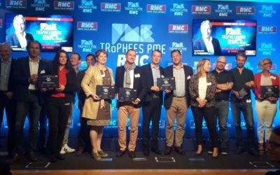 En lice pour le jury national des Trophées PME RMC