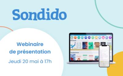 20 mai – Webinaire de présentation SONDiDO