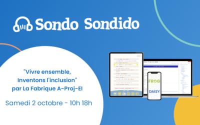 2 Octobre – «Vivre ensemble, Inventons l'inclusion» par La Fabrique A-Proj-EI